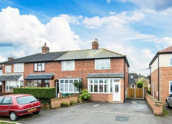 Thumbnail 2 bed end terrace house for sale in Rose Avenue, Aylesbury