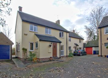 Thumbnail 4 bed detached house for sale in Markby Close, Duxford, Cambridge