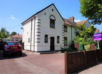 Thumbnail 3 bed semi-detached house for sale in Central Avenue, Beeston