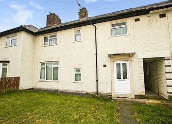 Thumbnail 3 bed terraced house for sale in Chevrons Road, Shotton, Deeside, Flintshire