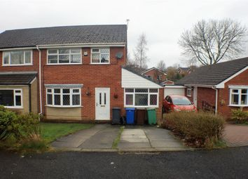 Thumbnail 3 bed semi-detached house to rent in Greenheys Crescent, Greenmount