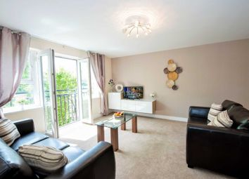 Thumbnail 2 bed flat to rent in Town Centre, Crawley, W Sussex