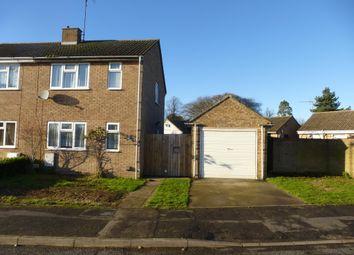 Thumbnail 3 bedroom property to rent in Bevills Close, Doddington, March