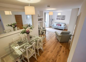 Thumbnail 2 bed terraced house for sale in Plot 8 Heather Rise, Batheaston, Bath, Somerset