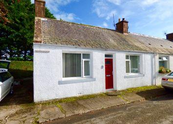 Thumbnail 1 bed end terrace house for sale in Kirklandside, Annan Road, Ecclefechan