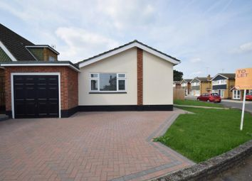 Thumbnail 3 bed bungalow to rent in The Malyons, Benfleet, Essex