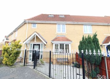 Thumbnail 5 bed terraced house for sale in Morgan Close, Leagrave, Luton