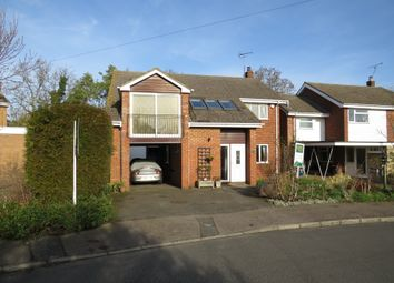 Thumbnail 5 bed detached house for sale in Fairfield Road, Isham, Kettering