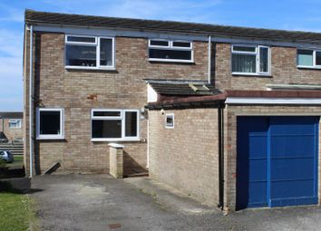 Thumbnail 3 bed end terrace house for sale in Cordale Road, Basingstoke