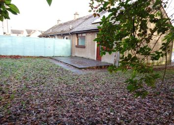 Thumbnail 1 bedroom terraced bungalow for sale in Kinloss Park, Cupar