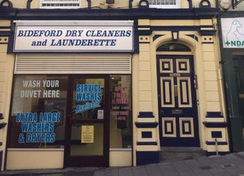 Thumbnail Commercial property to let in Bideford Dry Cleaners & Launderette, Bideford
