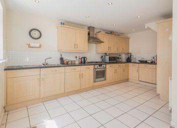 Thumbnail 4 bed semi-detached house for sale in Eddington Crescent, Welwyn Garden City