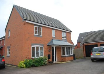 Thumbnail 3 bed detached house for sale in Owston Road, Annesley, Nottinghamshire