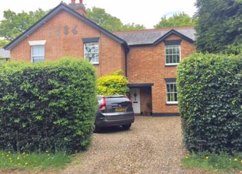 Thumbnail 3 bed semi-detached house to rent in Almners Road, Lyne, Surrey