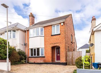 Thumbnail 3 bed detached house for sale in Cranbrook Road, Parkstone, Poole