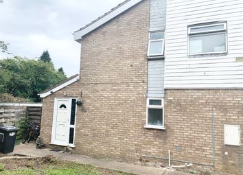 Thumbnail 2 bed flat for sale in Okehampton Avenue, Leicester