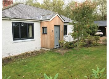 Thumbnail 3 bed detached bungalow for sale in Breighton Road, Bubwith