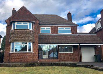 Thumbnail 3 bedroom detached house to rent in Lake Av, Walsall
