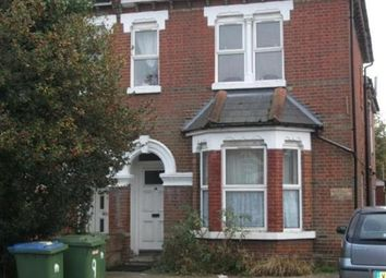 Thumbnail 6 bed semi-detached house to rent in Alma Road, Southampton