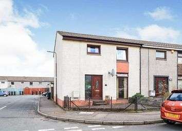 Thumbnail 3 bed end terrace house for sale in Langside Gardens, Polbeth, West Calder, West Lothian