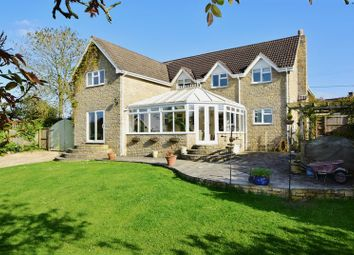 Thumbnail 6 bed detached house for sale in North Cheriton, Templecombe