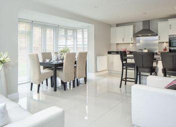 "Thumbnail 4 bedroom end terrace house for sale in ""Devonshire"" at Louisburg Avenue, Bordon"