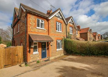 Thumbnail 3 bed semi-detached house to rent in Goose Rye Road, Worplesdon, Guildford
