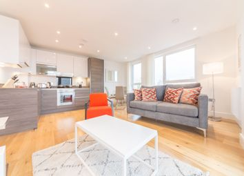 Thumbnail 1 bed flat to rent in 4 Aurora Point, Plough Way, Marine Wharf East, London