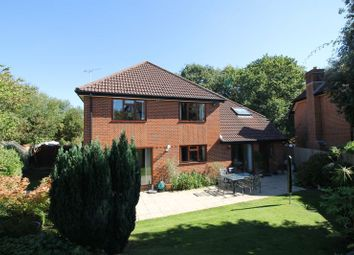 Thumbnail 5 bed detached house for sale in Nightingale Mews, Locks Heath, Southampton