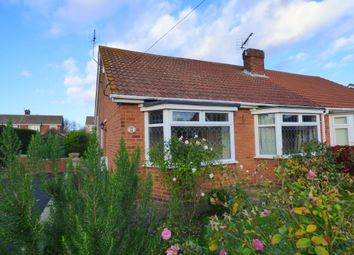 Thumbnail 2 bed semi-detached bungalow for sale in Whitgift Close, Laceby, Grimsby