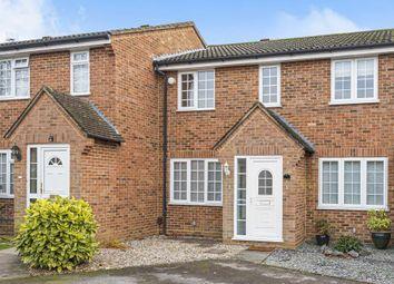 3 bed terraced house for sale in Larksfield, Englefield Green, Egham TW20
