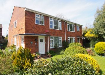 Thumbnail 2 bed maisonette for sale in Tippets Close, Enfield