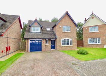 4 bed detached house for sale in Parkland Avenue, Carlisle, Cumbria CA1