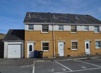 Thumbnail 3 bedroom property to rent in Holborn Close, Holyhead