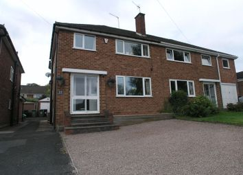 Thumbnail 3 bed semi-detached house for sale in Brookwillow Road, Hayley Green, Halesowen