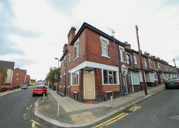 Thumbnail 2 bed end terrace house for sale in Eagle Street, Hanley, Stoke-On-Trent
