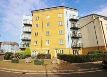 Thumbnail 2 bedroom flat to rent in Lockside, Portishead, Bristol