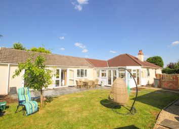 Thumbnail 4 bed bungalow for sale in Wickwar Road, Kingswood, Gloucestershire
