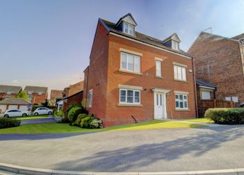 Thumbnail 5 bedroom detached house for sale in Silverbirch Road, Hartlepool