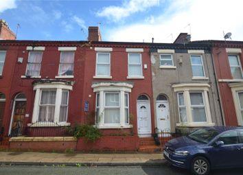 Thumbnail 3 bed terraced house for sale in Bradfield Street, Liverpool, Merseyside