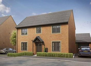 Thumbnail 4 bed detached house for sale in St Andrews Court, Miles East, Didcot, Oxfordshire
