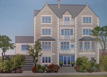 Thumbnail 2 bed flat for sale in Laurence House, Brynffynnon, Y Felinheli, Gwynedd