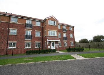 Thumbnail 2 bed flat to rent in Strawberry Apartments Lady Mantle Close, Hartlepool