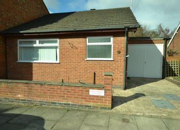 Thumbnail 1 bed detached bungalow for sale in Howard Road, Leicester
