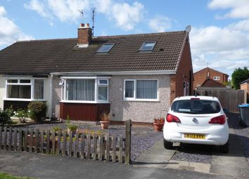 Thumbnail 3 bed semi-detached bungalow for sale in Cleveland Drive, Northallerton