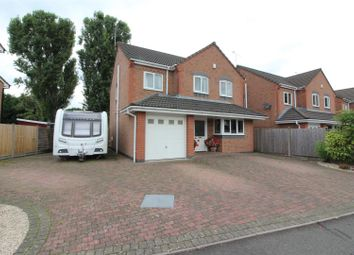 Thumbnail 4 bedroom property for sale in Rochester Road, Earlsdon, Coventry