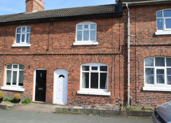 Thumbnail 2 bed terraced house to rent in Solvay Road, Winnington, Northwich