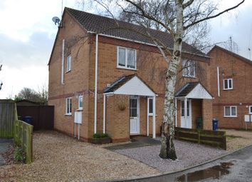 Thumbnail 2 bed semi-detached house for sale in Prospect Place, Wisbech