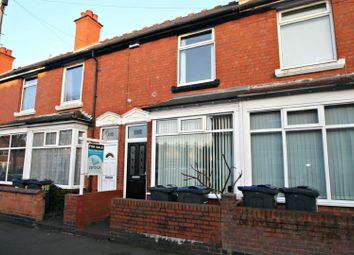 Thumbnail 2 bed terraced house for sale in Preston Road, South Yardley, Birmingham