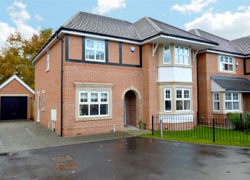 Thumbnail 4 bed detached house for sale in The Croft, Duffield, Derbyshire